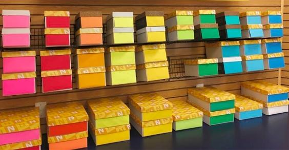 Paperworks Storeroom