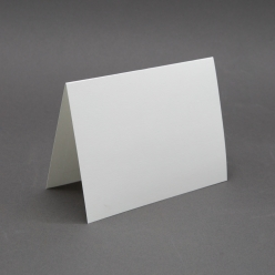 Finch 4 Bar White Plain Foldover 65lb(4 7/8 x7) 250/Box