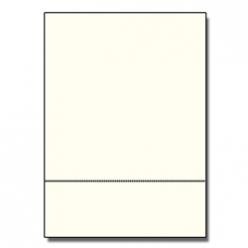 Perforated at 3in Exact Cream 8-1/2x14 24lb 500/pkg