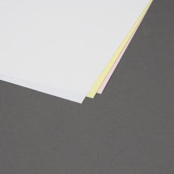 Pre-Perfed Carbonless 3-Part Reverse 11-1/2x17 167forms/pkg