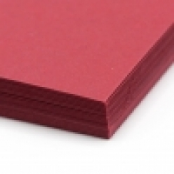 Colorplan Scarlet 8.5x11 130lb cover 48pk
