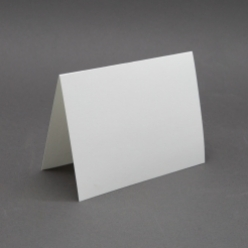 Classic Crest Nat White 2-up Foldover Cards 8-1/2x11 50/pkg