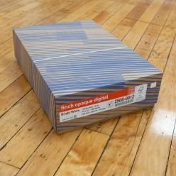 Finch Opaque Digital 19x13 100lb Cover 400/CASE