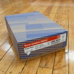 Finch Opaque Digital 12x18 80lb Text 1000/CASE