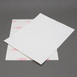 Label Paper for Laser Printer 8-1/2x11 Hi-Gloss Coated 100/pkg