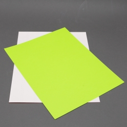 Astrobright Terra Green 8-1/2x11 Label Paper 100/pkg