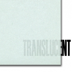 Curious Translucent Blueprint 11x17 27lb/100g Text 100/pkg