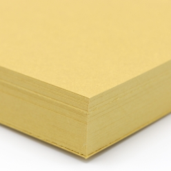 Curious Text Super Gold 11x17 80lb/120g 100/pkg