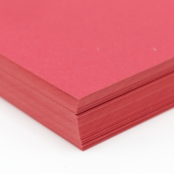 So Silk Cover Beauty Pink 8-1/2x11 92lb/250g 100/pkg