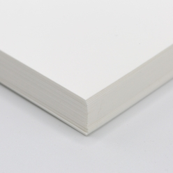 French Construction Pure White 8-1/2x11 100lb 100/pkg