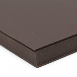 Plike Text Brown 11x17 95lb/140g 100/pkg