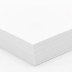 Plike Text White 8-1/2x14 95lb/140g 100/pkg