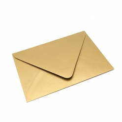 Stardream Antique Gold A-7 Euro Flap [5-1/4x7-1/4] Envelope 50/pkg