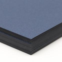 Stardream Text Lapis Lazuli 8-1/2x14 81lb/120g 100/pkg
