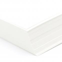 Curious Skin Ivory 12x18 100lb/270g Cover 100/pkg