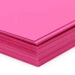 Curious Skin Pink 12x18 100lb/270g Cover 100/pkg