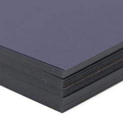 Curious Skin Violet 12x18 100lb/270g Cover 100/pkg