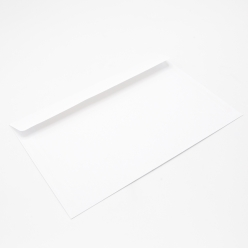 White Booklet 10x13 28lb Envelope 500/box