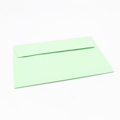 CLOSEOUTS Springhill A-9 Envelope Green [5-3/4x8-3/4] 250/box