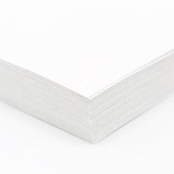 CLOSEOUTS Classic Laid Cover Whitestone 8-1/2x11 80lb 250/pkg