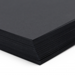 Classic Crest Cover Epic Black 8-1/2x11 80lb 250/pkg