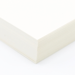 Classic Crest Cover Natural White 8-1/2x11 65lb 250/pkg