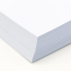Classic Linen Cover 80lb Haviland Blue 8-1/2x11 250/pkg