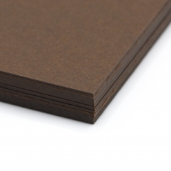 Colorplan Baghdad Brown 8.5x11 130lb cover 48pk