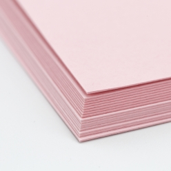 Colorplan Candy Pink 8.5x11 130lb cover 48pk