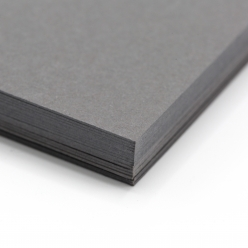 Colorplan Dark Gray 8.5x11 130lb cover 48pk