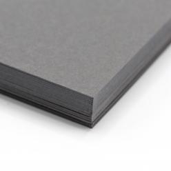 Colorplan Dark Gray 8.5x11 100lb Cover 100pk
