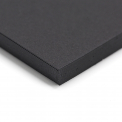 Colorplan Ebony 8.5x11 130lb cover 48pk