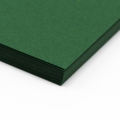Colorplan Forest Green 8.5x11 100lb Cover 100pk
