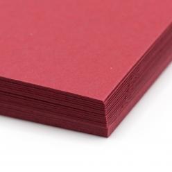 Colorplan Scarlet 8.5x11 100lb Cover 100pk