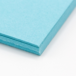 Colorplan Turquoise Blue 8.5x11 130lb Cover 48/pk