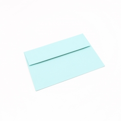 Basis Premium Envelope A2[4-3/8x5-3/4] Aqua 250/box
