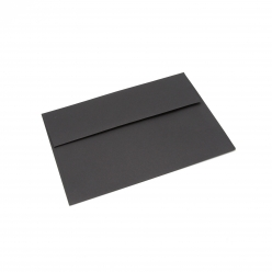Basis Premium Envelope A2 [4-3/8x5-3/4] Black 50/pkg