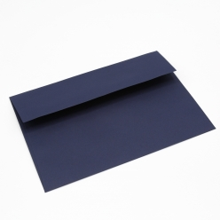 Basis Premium Envelope A2[4-3/8x5-3/4] Navy 50/pkg
