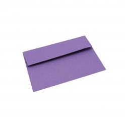 Basis Premium Envelope A6 [4-3/4x6-1/2] Dark Purple 50/pkg