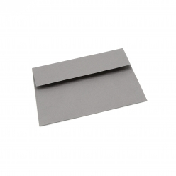 Basis Premium Envelope A2[4-3/8x5-3/4] Gray 50/pkg