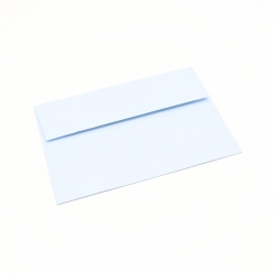 Basis Premium Envelope A2[4-3/8x5-3/4] Light Blue 50/pkg