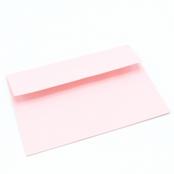 Basis Premium Envelope A6[4-3/4x6-1/2] Pink 250/box