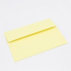 CLOSEOUTS Springhill Envelope Canary A-2 24lb [4-3/8x5-3/4] 250/box