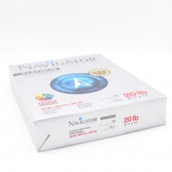 Navigator Platinum 8-1/2x11-20lb 500/pkg