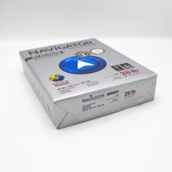 Navigator Platinum 8-1/2x11 28lb 500/pkg
