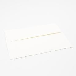 SAVOY Natural White Envelope A-6 Square Flap 50/pkg