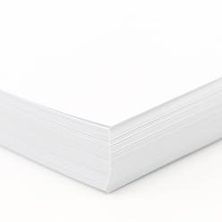 Strathmore Writing Brt White Wove 8-1/2x11 24lb 500/pkg