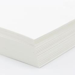 Strathmore Writing Bright White Laid 8-1/2x11 24lb 500/pkg