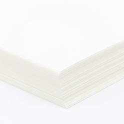 Strathmore Soft White Laid 8-1/2x11 24lb 500/pkg