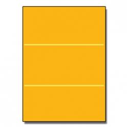 Tri-Fold Brochure 8-1/2x11 65lb Astro Galaxy Gold 250/pkg